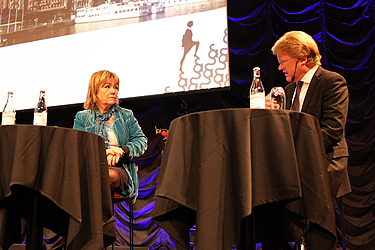 Beatrice Ask och Lars Adaktusson.